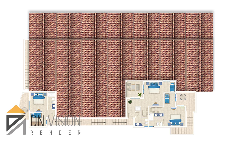 Progettare casa online render di intereni ed esterni for Software per planimetrie